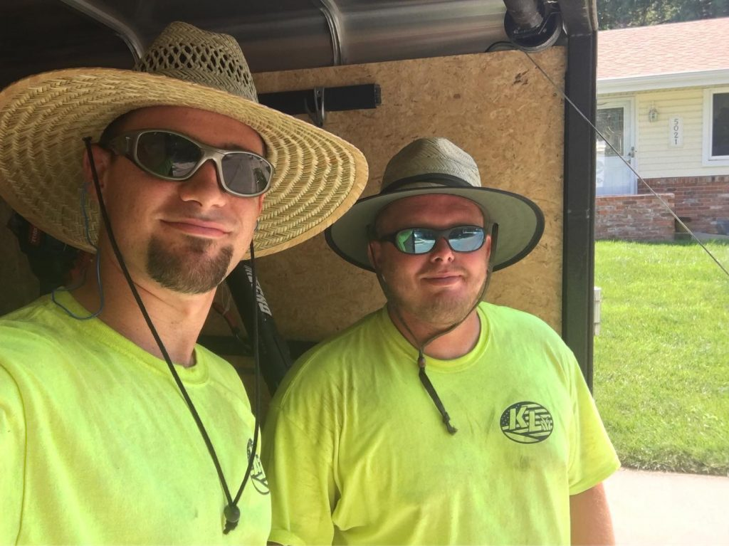 Landscaping jobs Omaha Nebraska